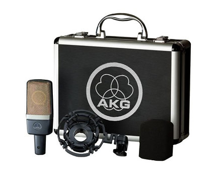 AKG - C214Studio / Stage Vocal and Instrument Microphone