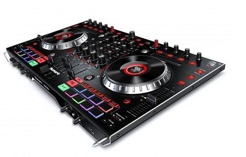 Numark NS6II 4-Channel Premium DJ Controller with Serato