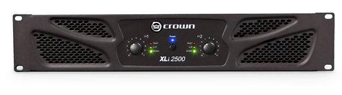Crown XLi2500 2-Channel, 750W at 4 Ohm Power Amplifier