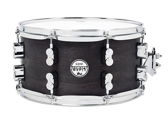 Pacific SN6514BWCR 6.5x14 Black Wax over Maple Snare Drum