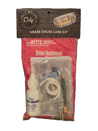 GWM-Snare Drumkit Care Kit