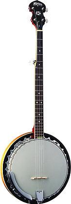 Washburn - Five String Banjo Natural