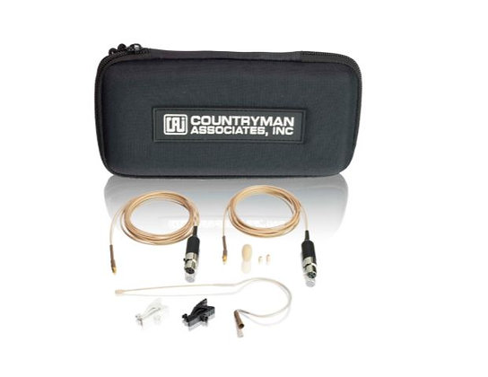 Countryman E6OW5L-SL-PROMO E6 Omni Earset Mic for Shure Wireless