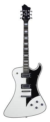 Hagstrom (Usa) - Hagstrom Fantomen Gloss White Electric Guitar