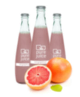 Bottled Grapefruit Juice