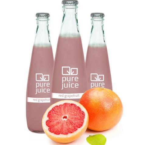 Bottled Grapefruitsaft