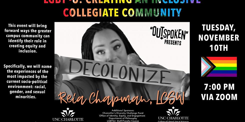 LGBT-U: Creating an Inclusive Collegiate Community