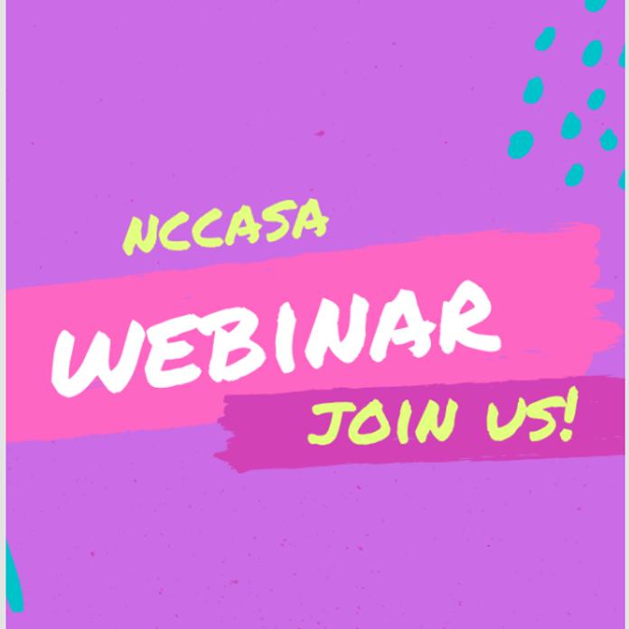 NCCASA Understanding Trauma Webinar