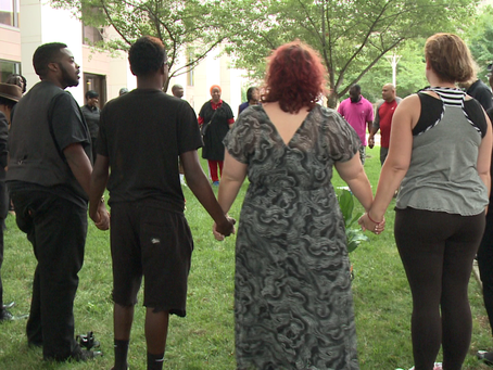 'Day of Action' rally held outside Kerrick trial