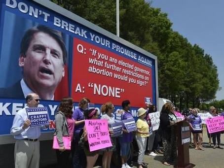 Abortion Waiting Period Bill Goes to McCrory; Lawmakers Override 'Ag-Gag' Veto