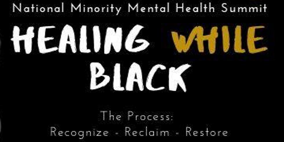 BIPOC Mental Health Month Summit