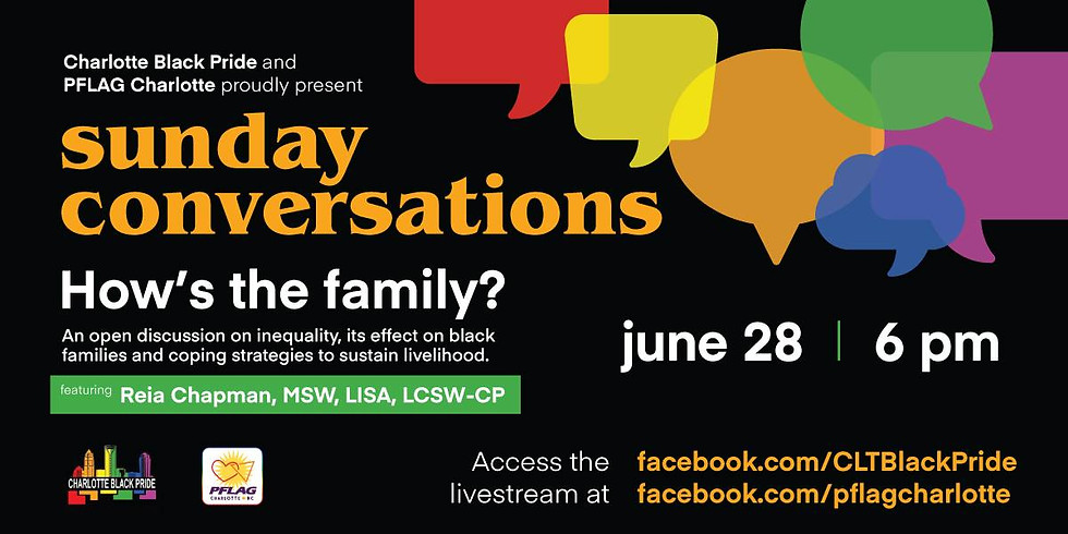 Sunday Conversations: How's the Family?