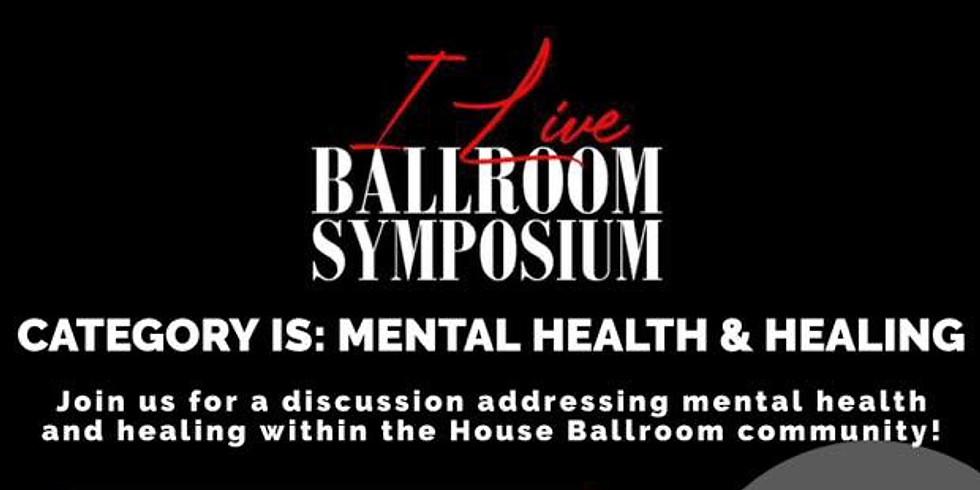 I Live Ballroom Symposium