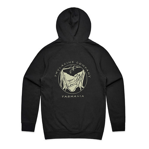 In to The Wild Hood - Black