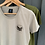 Thumbnail: In To The Wild Ladies Slim Fit Tee - Oyster