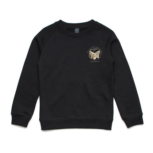 In To the Wild Kids Crew - Black