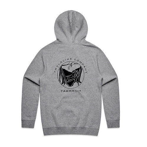 In to The Wild Hood - Grey Marle