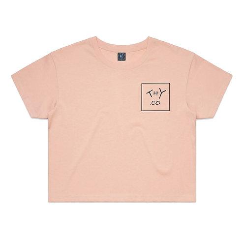 Crop Top - Pink
