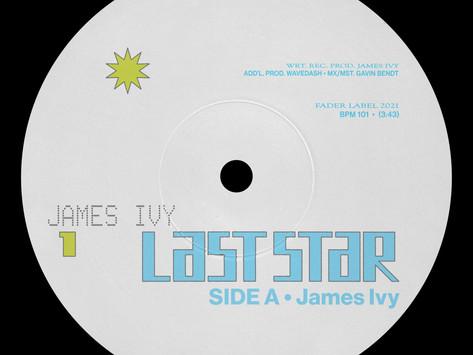 "'The Spins' Last Week in Music: ""Last Star"" - James Ivy"