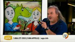 Richard Bouffard à Z télé