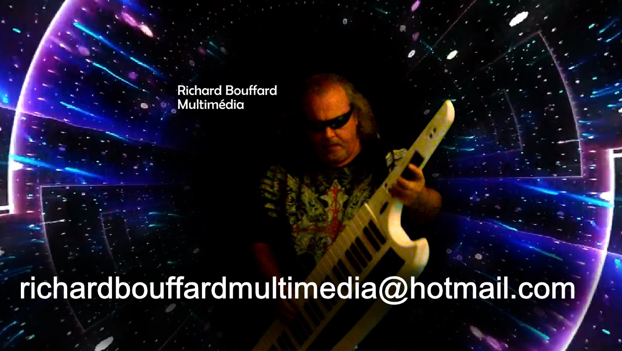 Richard Bouffard multimédia