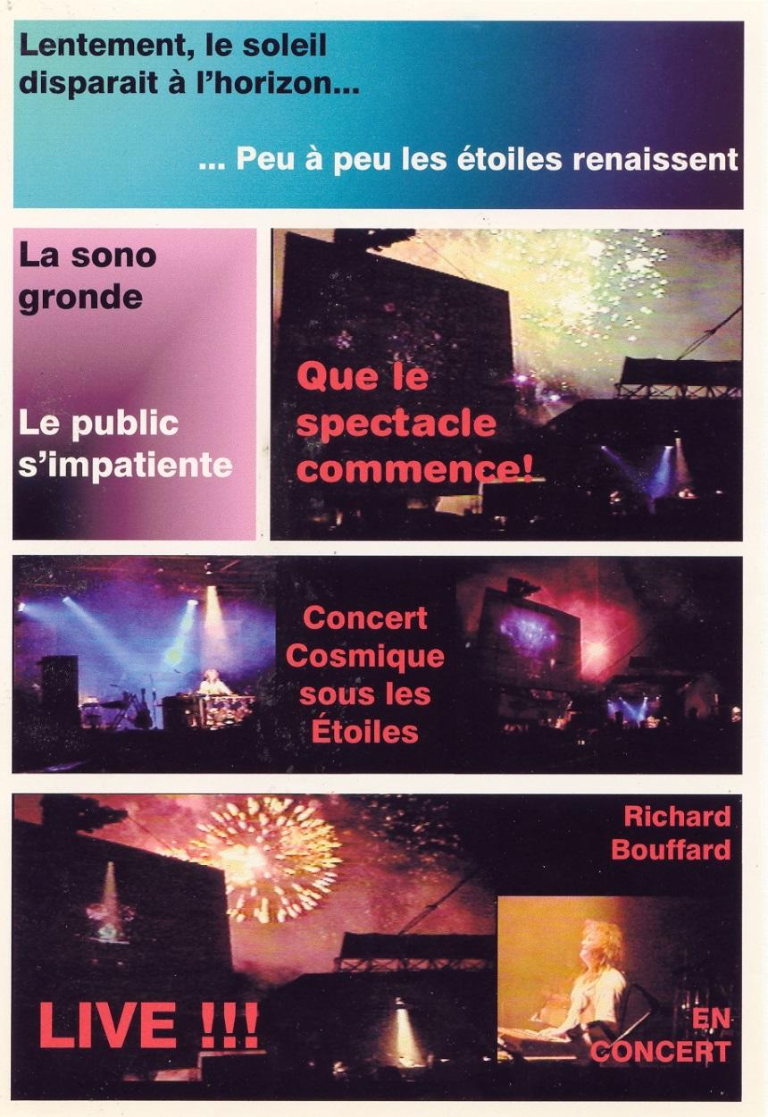 Richard Bouffard Live