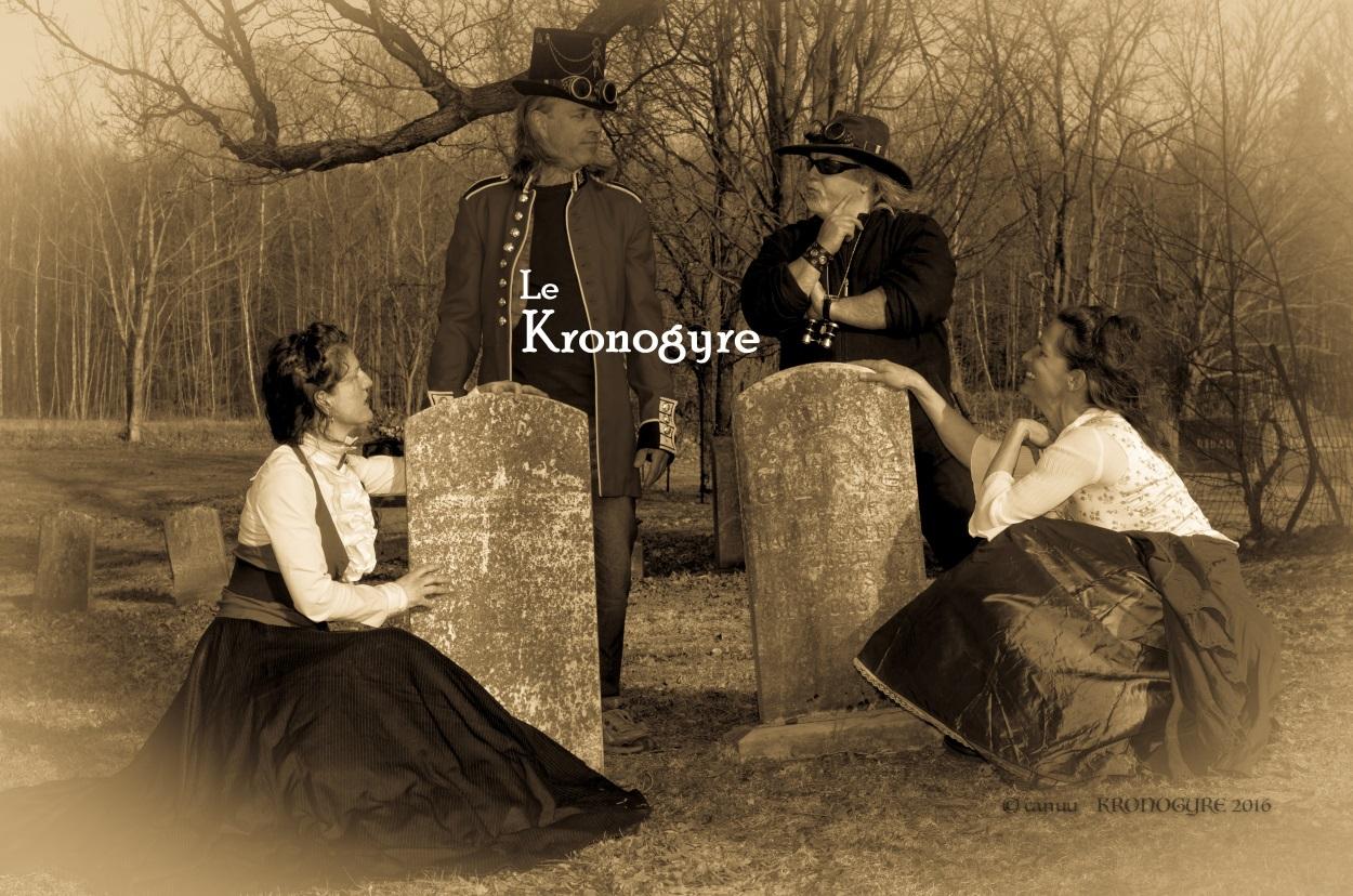 Le Kronogyre à Dunham