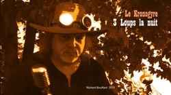 Richard Bouffard 3 loups