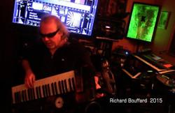 11- Richard Bouffard studio