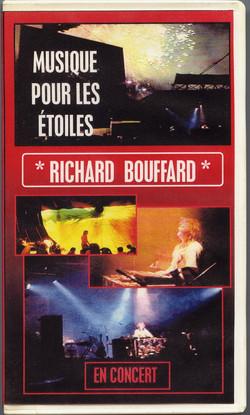 Musique pour les étoiles Richard Bouffard