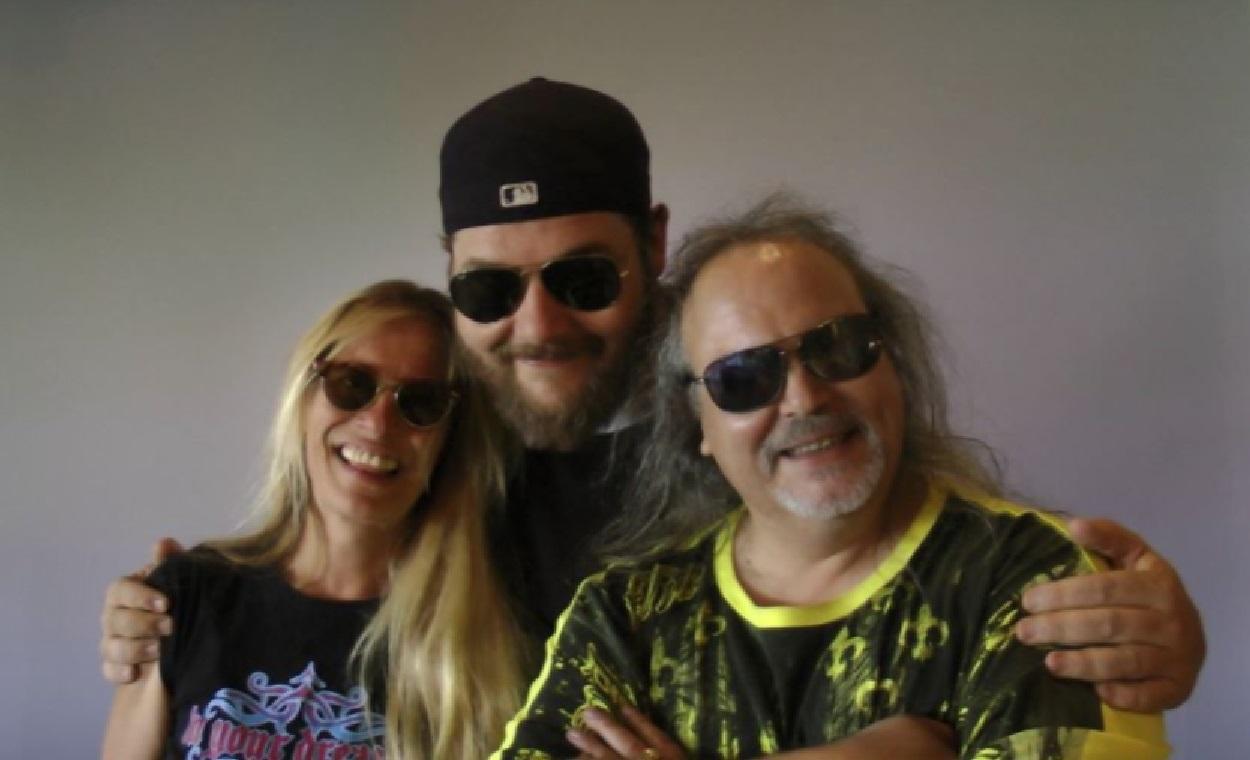 Patricia Raith, Antoine Bertrand, Richard Bouffard