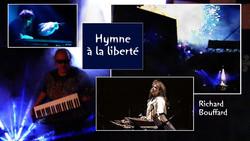 Richard Bouffard Hymne à la liberté