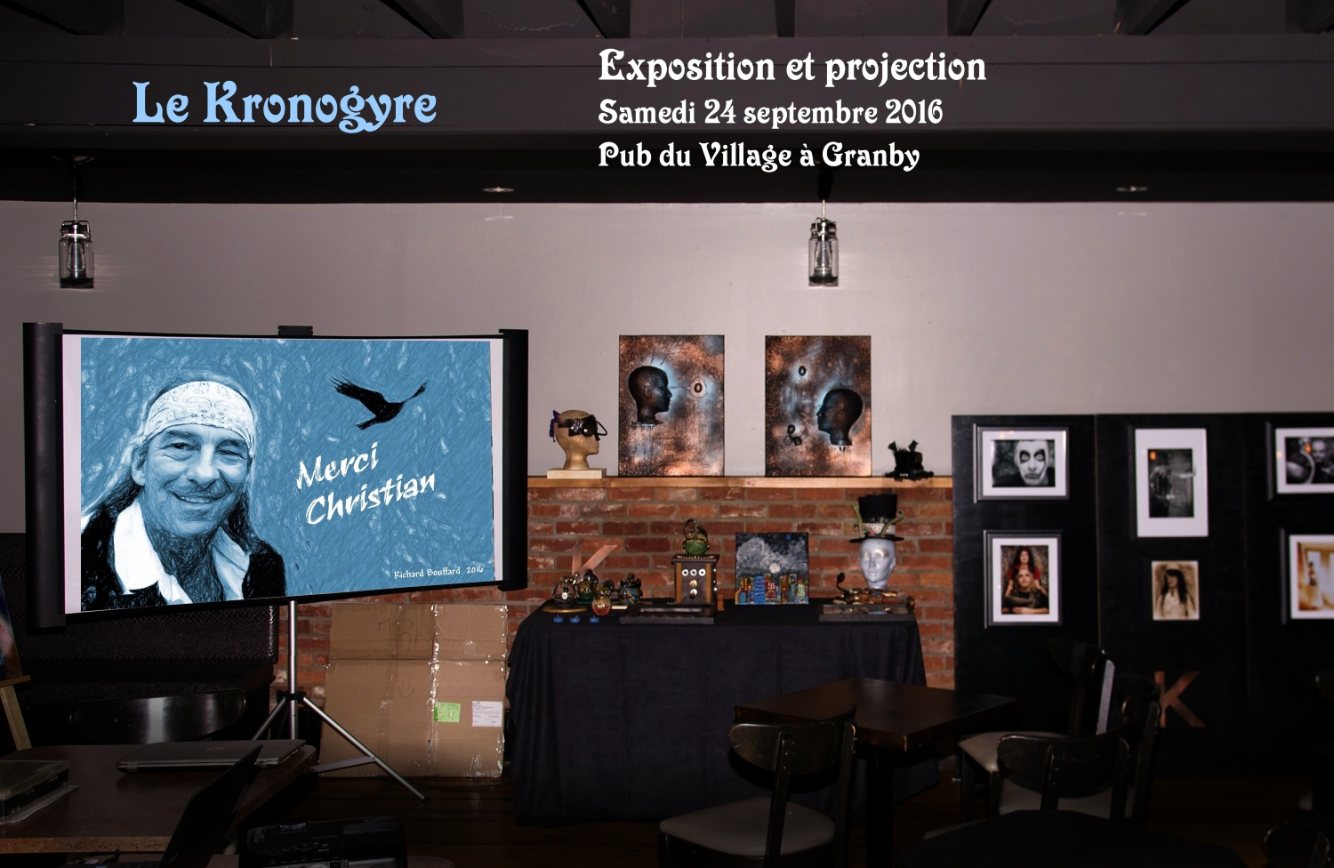 expo projection