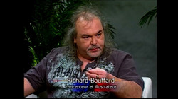 Richard Bouffard à TVA