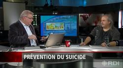 Richard Bouffard à Radio Canada