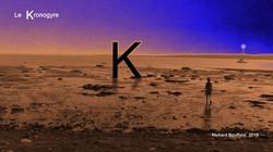 K désert