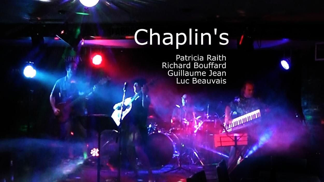 Chaplin's  Aout