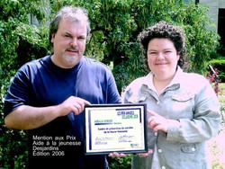 Prix Desjardins