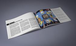 Katalog, projekt graficzny