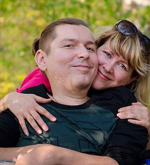 Пётр и Светлана Гомины