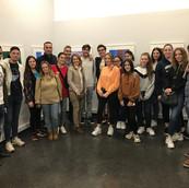 Visita de alumnos de la Universidad de Almería