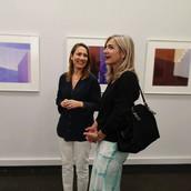 con Patricia del Pozo_Consejera de Cultura de la Junta de Andalucía