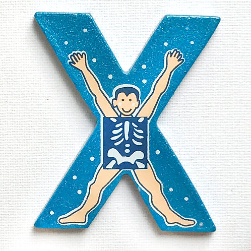 Letter X (X-ray)