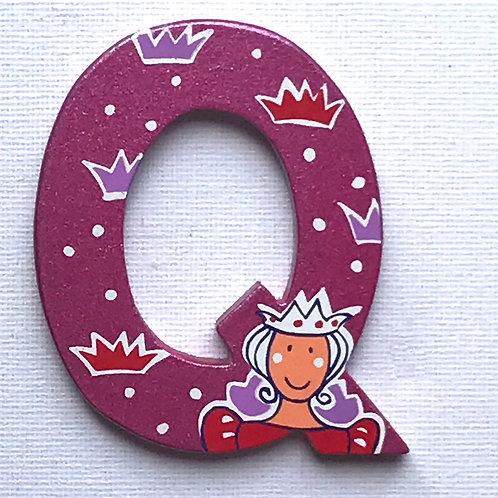 Letter Q (Queen)