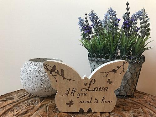 'Love' Keepsake