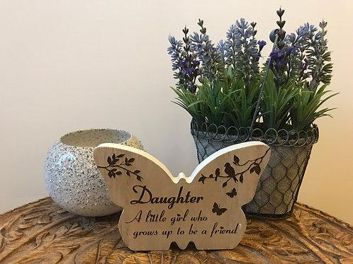 'Daughter' Keepsake