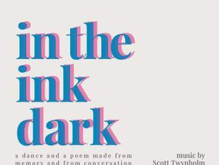 Scott Twynholm LP 'In The Ink Dark' out now