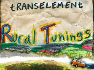 Transelement, Rural Tunings LP Now out on Creeping Bent