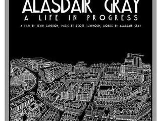 Alasdair Gray 'A Life In Progress'