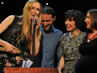 The Furrow Collective win Best Group in the Radio 2 Folk Awards